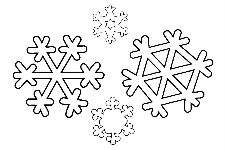 Днем рождения, новогодние снежинки картинки для распечатки на окна